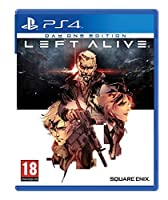 Left Alive Day One Edition (PS4) (輸入版)