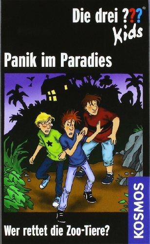 Die DREI Fragezeichen-Kids (Spiele) : Panik im Paradies (Kinderspiel)