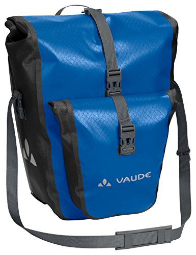 VAUDE Aqua Back Plus Hinterradtasche, Blue, 44 x 33 x 31 cm
