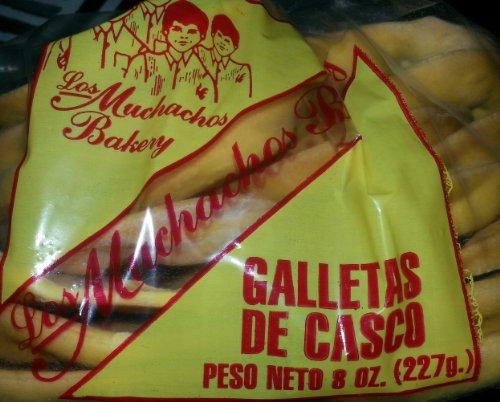 Cookies Helmet (Galletas De Casco) By Los Muchachos Bakery, 14-16 Cookies Pack, 8 0z