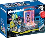 PLAYMOBIL PLAYMOBIL-70009 Super Set Galaxia, Multicolor (70009)