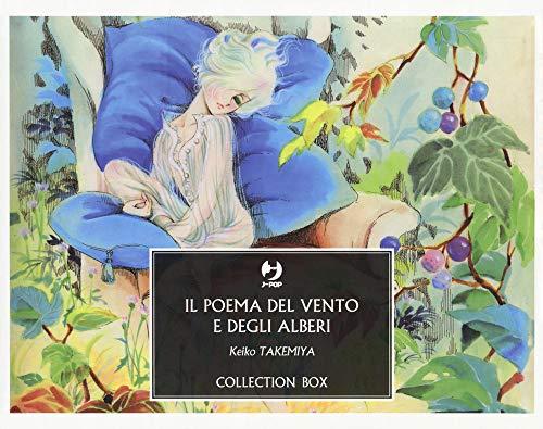 Il poema del vento e degli alberi. Collection box: 1-10 [Dieci volumi indivisibili]: Vol. 1-10