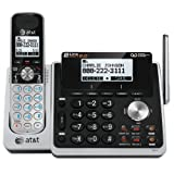 Best 2 Line Cordless Phones - AT&T TL88102 DECT 6.0 2-Line Expandable Cordless Phone Review