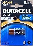 Duracell® Baterías Alcalinas LR 61 (AAAA) 2x Pilas en Paquete