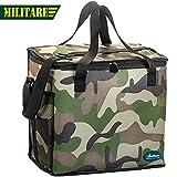 UNIFLAME SRL (FLA))- L.Militare Borsa Termica 30lt 025174, Multicolore, 123