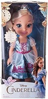 Jakks Pacific Princesas Disney–Cinderella Mi Primer Juego muñeca, 35cm