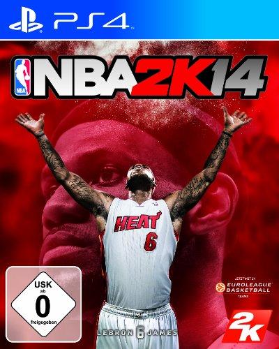 NBA 2K14 - [PlayStation 4] - [Edizione: Germania]