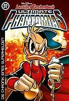 Lustiges Taschenbuch Ultimate Phantomias 37: Die Chronik eines Superhelden