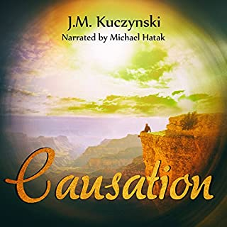 Causation audiobook cover art