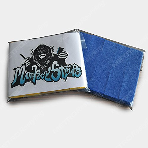 Monkey Strips Felt Buffers for Squeegees for Car Wrapping and Graphic Installation 5/pk