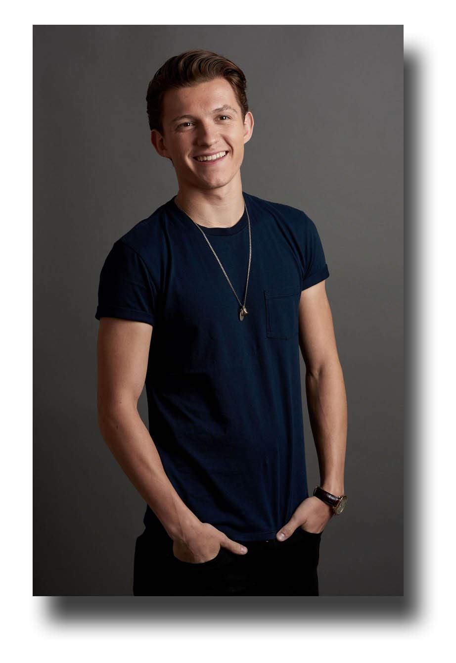 Sherwood Goods 12x18 Poster Rare Tom Holland New Limited Edition