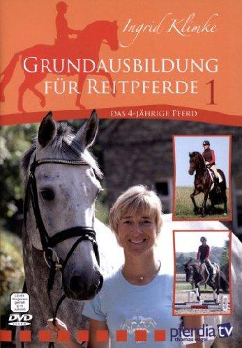 Grundausbildung für Reitpferde Teil 1: Das  4-jährige Pferd