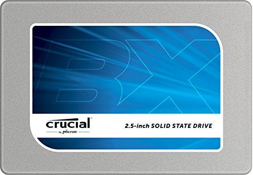 Crucial BX100 - Disco Duro sólido SSD de 250 GB