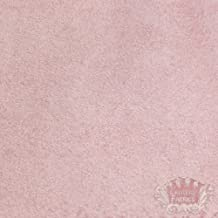 Best pink microsuede fabric Reviews