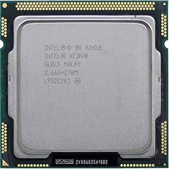 INTEL SLBLD Xeon QC 2.66Ghz 8MB 2.5GTs X3450 JW