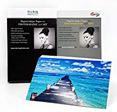 RCP Pearl Lustre 300gsm Digital Inkjet Paper for Photography and Art (11-x-14/50 sheets)