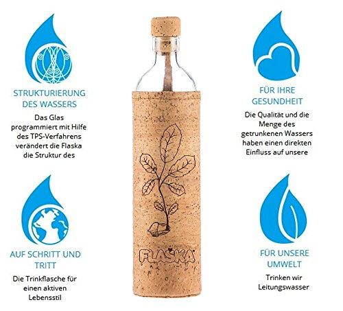 Flaska Glasflaschen
