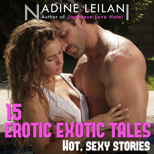 15 Erotic Exotic Tales cover art