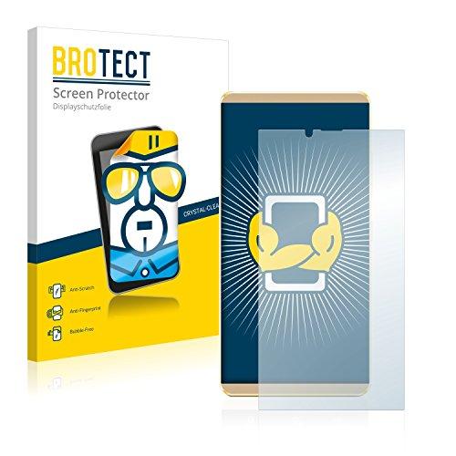 BROTECT Schutzfolie kompatibel mit Allview V2 Viper X (2 Stück) klare Bildschirmschutz-Folie