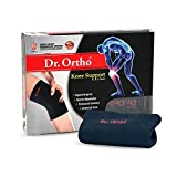 Dr Ortho Knee Cap (Black, Universal Size Knee Cap for Knee...