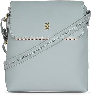 Baggit Women's Satchel Handbag (Grey)
