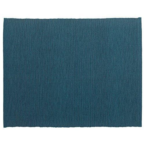 Zigzag Trading Ltd IKEA Marit - Lugar Alfombra Azul Oscuro