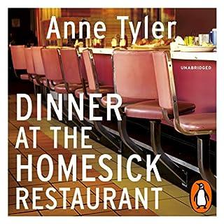 Dinner at the Homesick Restaurant cover art
