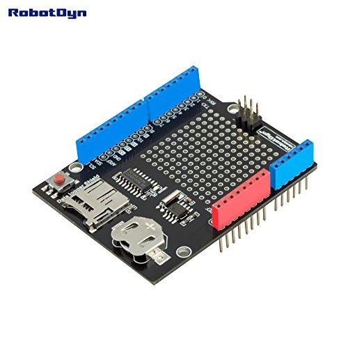 RobotDyn - Datenlogger für Arduino MicroSD-Karte + RTC