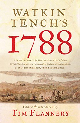 Watkin Tench's 1788