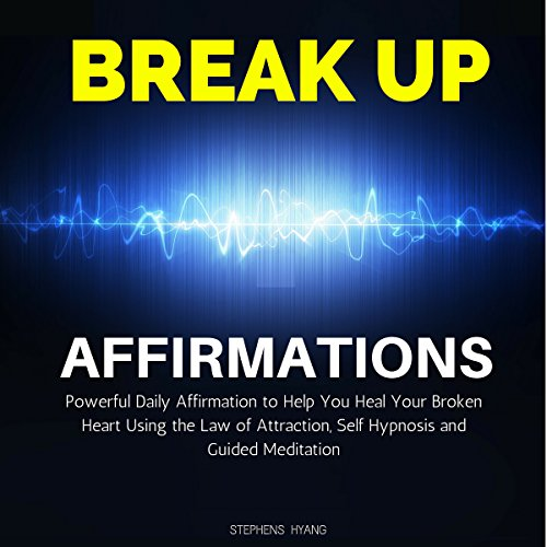 Break Up Affirmations Titelbild