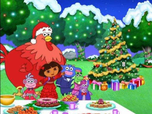Dora's Christmas Carol Adventure (1 hour)