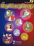 Play Disney Songs Hautbois +CD