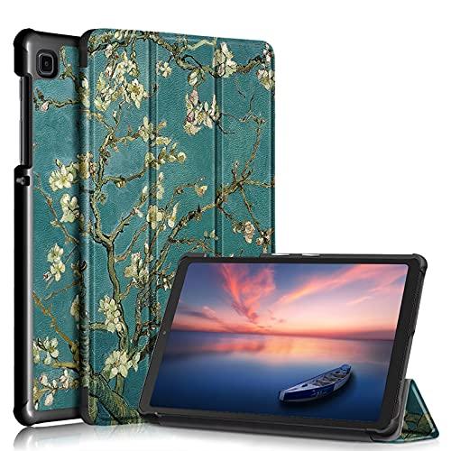 XINKO Funda para Samsung Galaxy Tab A7 Lite 8.7 pulgadas 2021 SM-T220/T225, Premium PU Funda de piel sintética, anti-caída, funda delgada con tapa para Samsung Galaxy Tab A7 Lite 2021-6