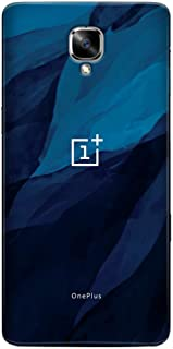 DASM United Exclusively Printed Hard Back Case Cover for OnePlus 3T | Blue Covers for OnePlus 3T | Design 49