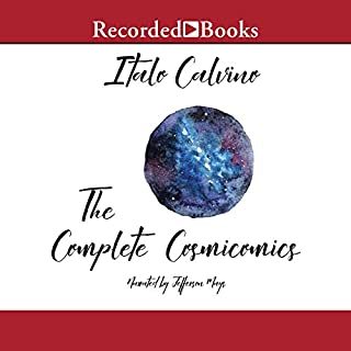 The Complete Cosmicomics audiobook cover art