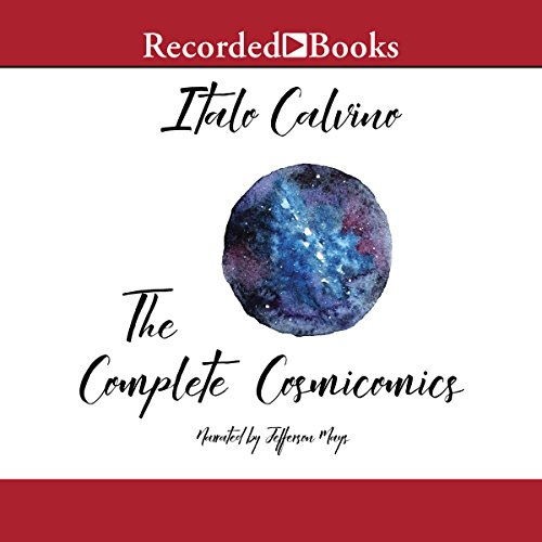 The Complete Cosmicomics cover art