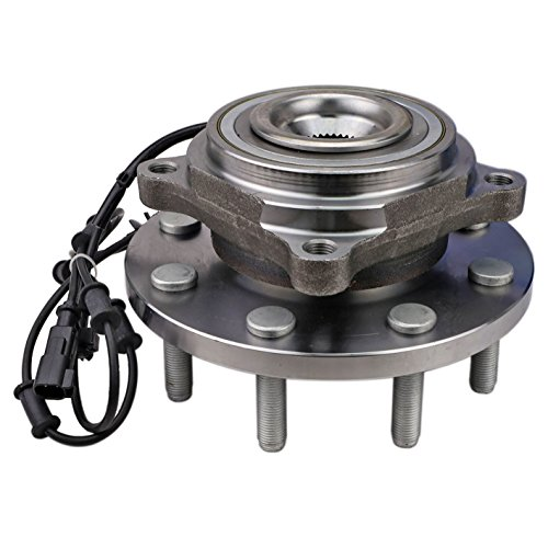 CRS NT590467 New Wheel Hub Bearing Assembly,Front Left (Driver)/ Right (Passenger), Fits for 2012-2013 Dodge Ram 3500, Ram 2500/3500, 4WD
