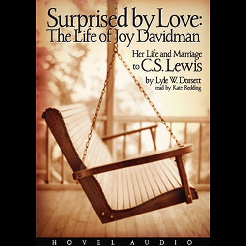 Surprised by Love audiobook cover art