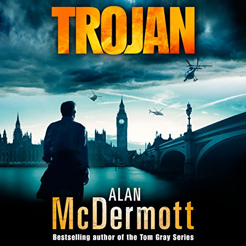 Trojan audiobook cover art