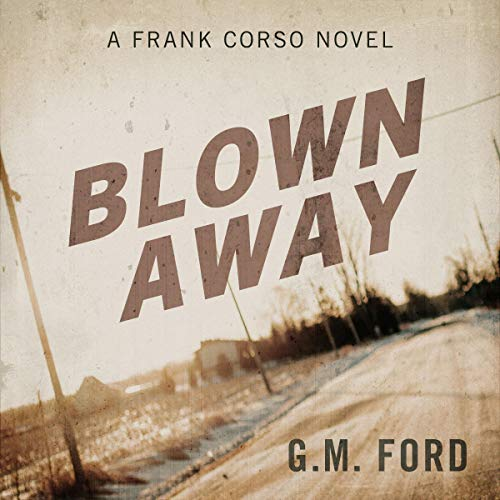 Blown Away audiobook cover art