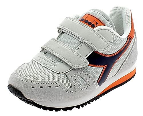 Diadora - Sneakers Simple Run TD per Bambino e Bambina (EU 26)