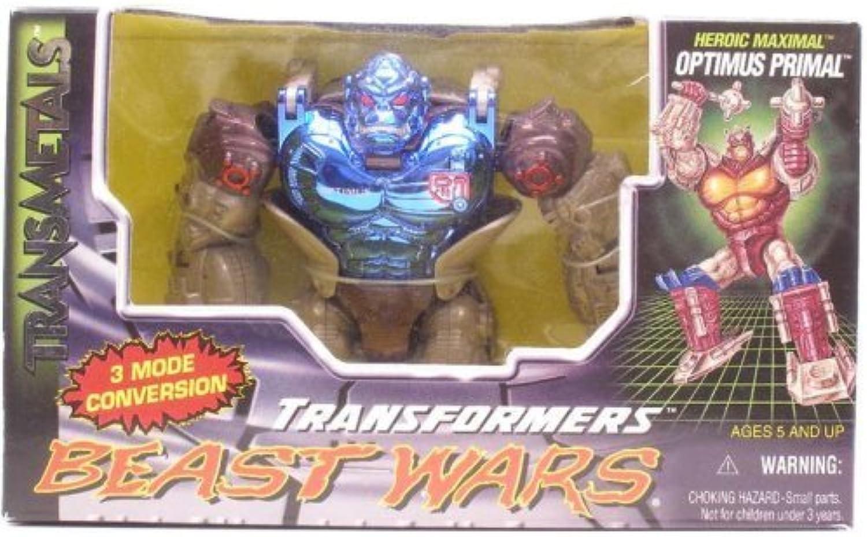 Transformers Beast Wars Transmetals Optimus Primal by Transformers
