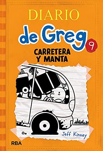 Diario de Greg 9. Carretera y manta: Carretera y manta: 009