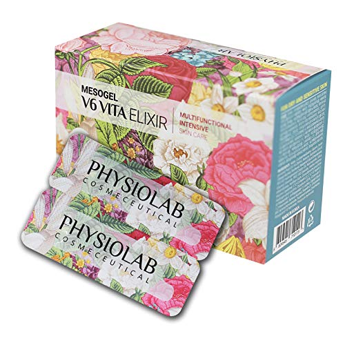 Mesogel V6 Vita Elixir – Hypoallergenic Repair Cream – Aftercare for microblading & PMU – 100 gram/individual packs – Made in Korea