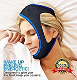 Anti Snore Snoring Chin Strap Devices for Men Women Kids, Anti My Snoring Snore Solution, Resmed Cpap Supplies Chin Straps, Cpap Chin Strap XL Pads Respironics, Anti Snoring Snore Chin Strap Large