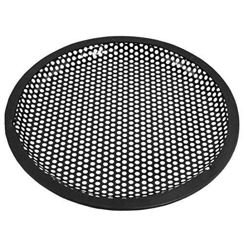 AUTUT 2 Pcs 8 Inch Subwoofer Waffle Cover Guard Speaker Grills