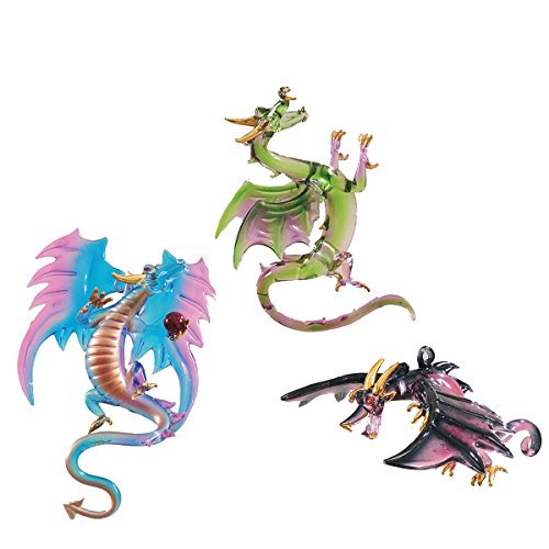 GALLERIE II Mystical Dragon Christmas Xmas Ornament A/3 Multi