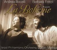 Puccini - La Boh猫me by Andrea Bocelli (2000-11-07)