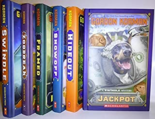 Swindle Series Book 1-6 Swindle / Zoobreak / Framed / Showoff /Hideout / Jackpot (6 Book Set)