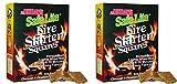 Rutland Safe Lite Fire Starter Squares, 144-Square - 2 Pack